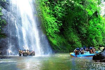 Rafting en aguas bravas de Bali y...