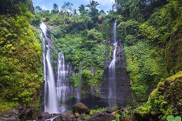 Bali Paradise Waterfall Trekking Tour