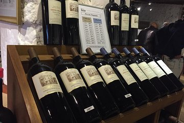 Provence Private Wine Tasting Tour from Marseille