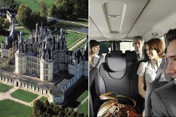 Loire Castles Tour fra Paris - Guidet...