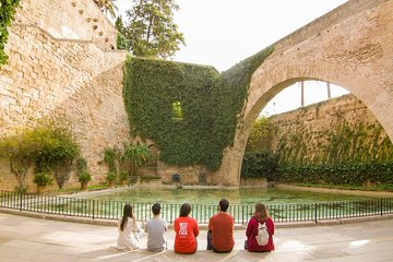 Palma: Historic Backstreets Small Group Tour Including Cathedral entrance ticket