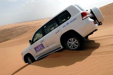 Premium Desert Safari, Barbeque, 3 Shows, Camel Ride, Sandboard at Majlis Camp