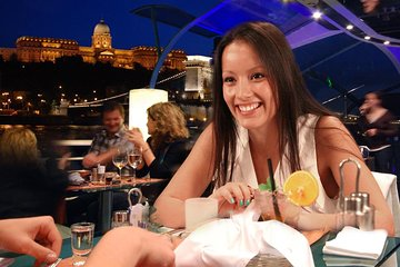 Candlelit Dinner Cruise by Legenda City Cruises, Budapest