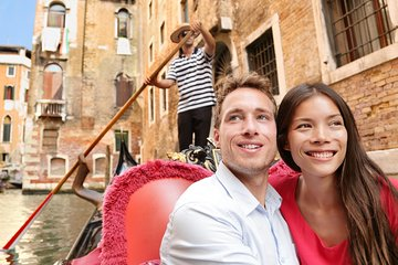 Private Gondola Ride for Two in Venice