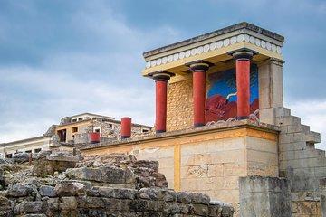 Palácio de Knossos - Cretaquarium