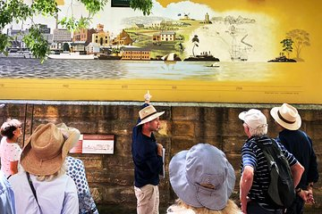 Convicts and The Rocks: Sydney's Walking History Tour Led by Historian Tickets