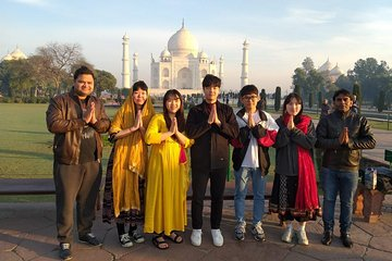 2 Days Agra tour with Taj Mahal Sunrise from Delhi by Car - with Hotels