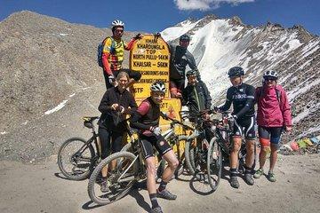 Mountain Bike Tour på Manali Leh...