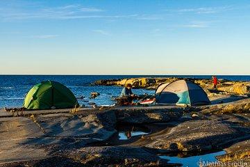 3 days sea kayak tour in Stockholms north archipelago