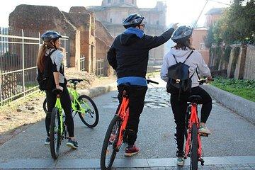 Rome Bike & Food City Tour