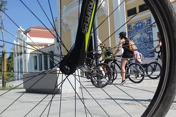 Bike out of the crowd - The active way to discover Lisbon in only 3 hours