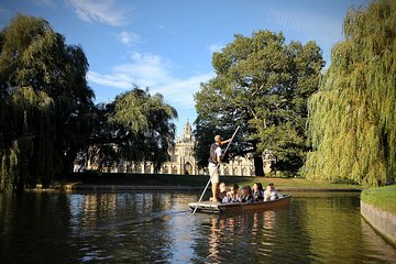 Shared Chauffeur Punt Tour