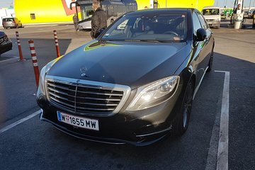 Airport Transfer Vienna