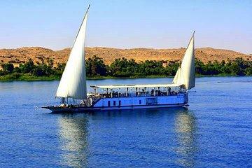 Save 10.00%! 4 Night - 5 Days Dahabiya Nile Cruise & Guided Private Tours