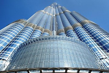125th Floor/ 148th Floor top with Dubai Fountain BOARDWALK