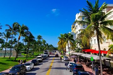 Miami Double Decker 2-Day Hop-On Hop-Off Ticket