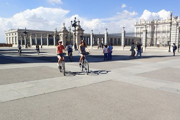 Madrid Afternoon Bike Tour