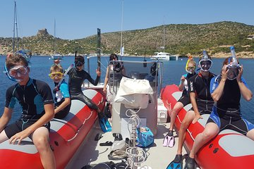 Guided Snorkel Boat Trip to Cabrera Marine Reserve