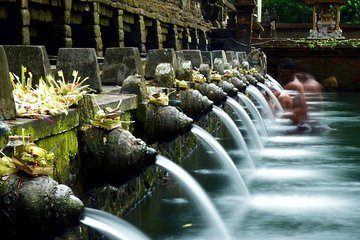 Full Day Bali Island Tour Including Spa Balinese Massage for 2 Hours