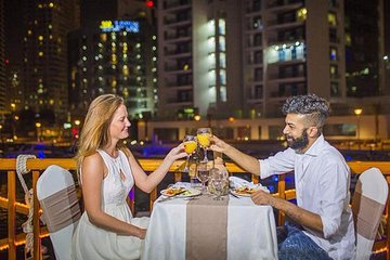Romantic Dhow Cruise Dinner