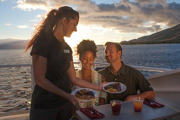 Sunset Dinner Cruise: Four Course Dining Experience from Lahaina