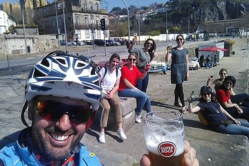 From Porto to Gaia: Private Bike Tour