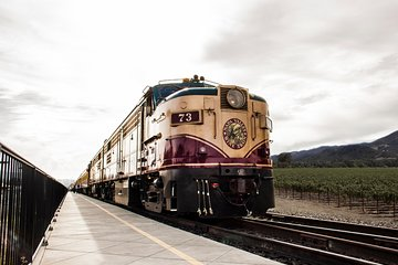 Napa Valley Wine Train with Gourmet Dinner