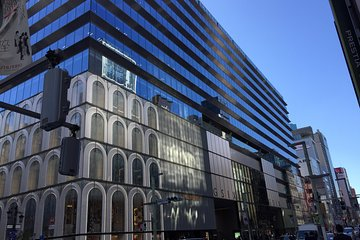 Gallery hopping in Tokyo: Ginza-stylish architectures and hidden charms