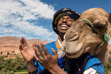Save 9.00%! Private 5 day Desert Trip from Marrakech to Merzouga Desert