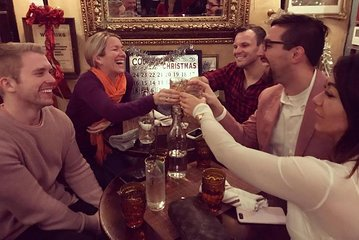 Speakeasy Drinks and Prohibition History Tour NYC