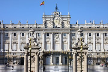 Madrid Royal Palace 90-Minute Guided Group Tour