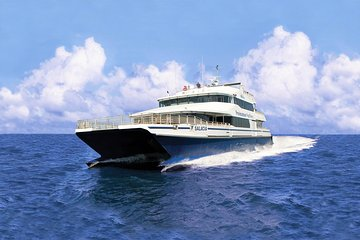 Boston to Provincetown & Cape Cod High Speed Ferry One-Way