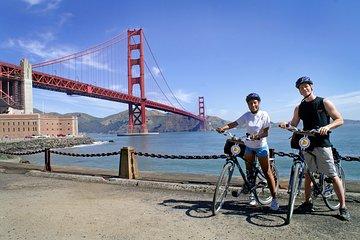 Full Day Bike Rental from Fisherman's Wharf