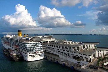 Singapore Marina Bay Cruise Arrival Transfer