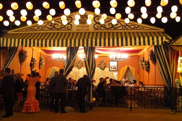 Seville Feria de Abril with Flamenco