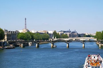 Seine River Cruise and Paris Canals Tour Tickets