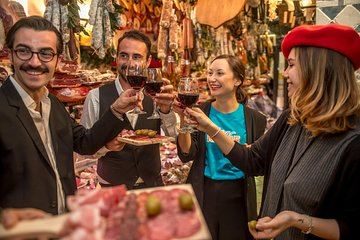 Rome Food and Wine Tasting Tour 4-Hours Tickets