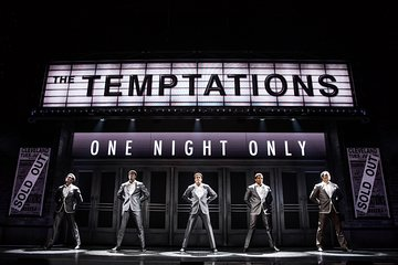 Broadway: 'Ain't Too Proud The Life and Times of the Temptations'