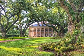 Oak Alley Plantation Tour