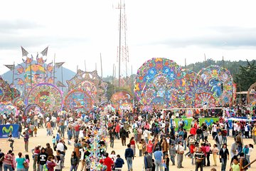 Day of The Dead: Kite Festival from Guatemala City or Antigua