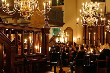 Portuguese Synagogue - Candlelight Concerts in Amsterdam Ticket