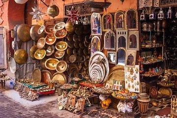 Shopping & fascinating Souks of Marrakech