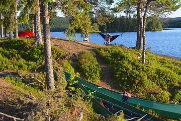 Nordmarka Classic - 4 days canoe expedition