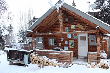 Northern Lights Tour 4-Day in Whitehorse from Vancouver on