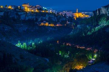 Visita guiada nocturna de Cuenca