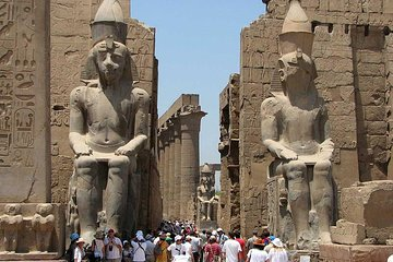"""Luxor Excursion """"Valley of the Kings"""" from Hurghada"""