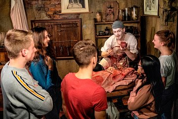 Berlin Combo: Berlin Dungeon and Madame Tussauds Berlin Admission Ticket