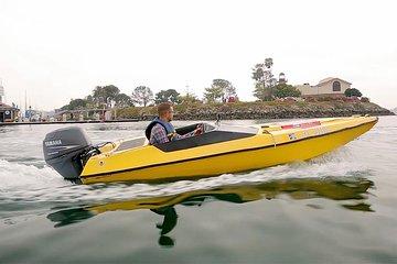 San Diego Harbor Speed Boat Adventure
