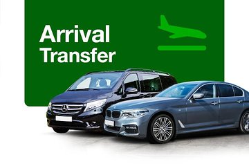 Private Arrival Transfer from Toronto Pearson Airport to Toronto City