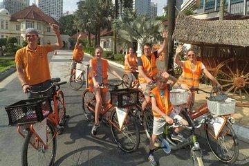 Kuala Lumpur Cycling Tour